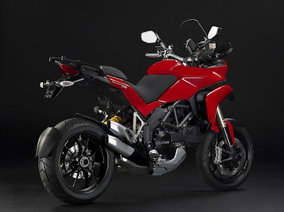 2010 Ducati Multistrada 1200 New Sport Bike