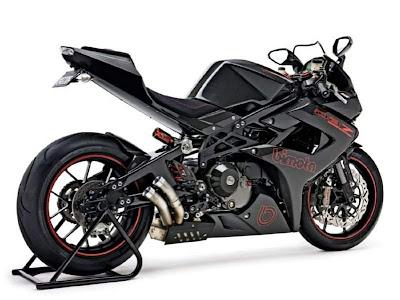 2010 Bimota DB7R Diavolo Rosso First Look