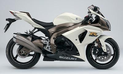 2010 Suzuki GSX-R1000Z 25th Anniversary Motorcycle