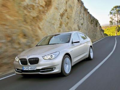 2010 BMW 535i Gran Turismo First Drive