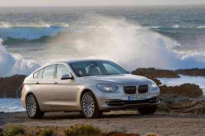 2010 BMW 535i Gran Turismo Exotic Car Wallpaper