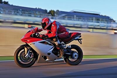 2010 MV Agusta F4 Test Ride