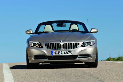 2010 BMW Z4 Front View