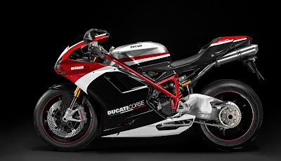 2010 Ducati 1198R Corse Special Edition Photo