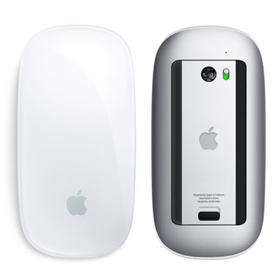 Apple Multitouch Magic Mouse Gains Windows Compatibility