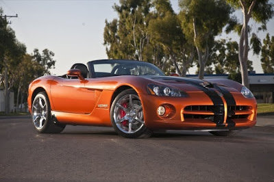 2010 Dodge Viper SRT10 Sport Car