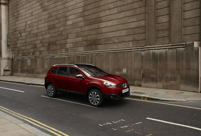 2010 Nissan Qashqai Picture