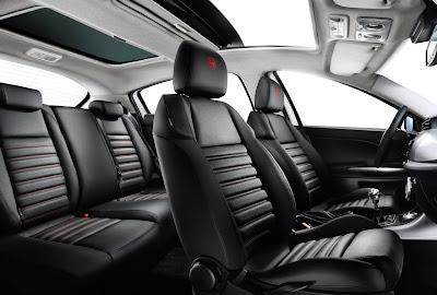 2011 Alfa Romeo Giulietta Interior