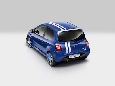 2010 Renault Twingo Gordini RS Sport Car