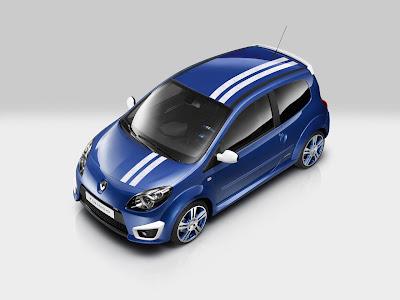 2010 Renault Twingo Gordini RS Image