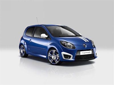 2010 Renault Twingo Gordini RS Car Wallpaper