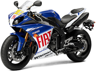 2010 Yamaha YZF-R1 MotoGP Edition