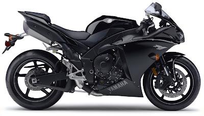 2010 Yamaha YZF-R1 Pure Black