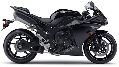 2010 Yamaha YZF-R1 Black Color