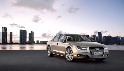 2011 Audi A8 Car Wallpaper