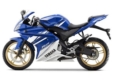2010 Yamaha YZF-R 125 Image