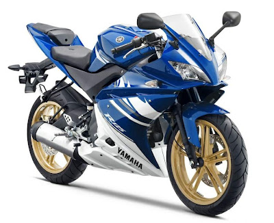 2010 Yamaha YZF-R 125 Picture