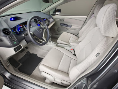 2010 Honda Insight Seats View
