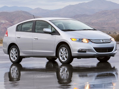 2010 Honda Insight Exotic Car