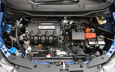 2010 Honda Insight Engine