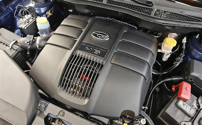 2010 Subaru Tribeca Engine