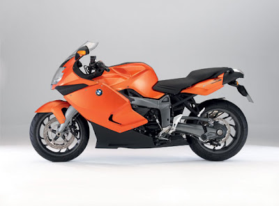 2010 BMW K1300S Motorcycle