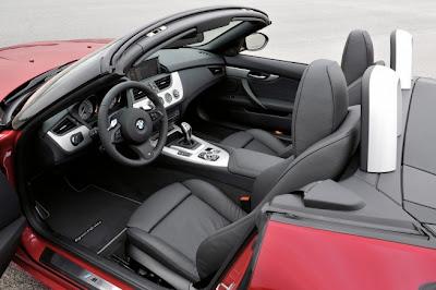 2011 BMW Z4 Interior