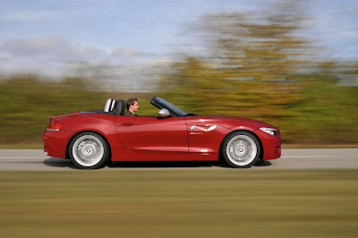 2011 BMW Z4 Side View
