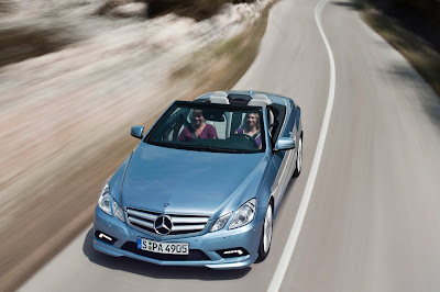 2011 Mercedes-Benz E-Class Cabriolet Photo