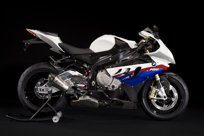 2011 BMW S 1000RR Carbon Edition Side View