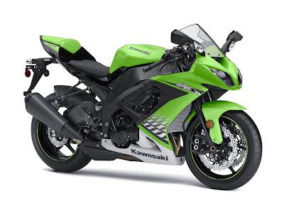 2010 Kawasaki Ninja ZX-10R Picture