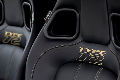 2010 Lotus Exige S Type 72 Car Seats