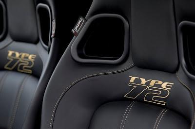 2010 Lotus Exige S Type 72 Car Seats