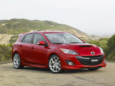 2010 Mazdaspeed3 Car Picture