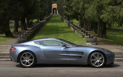 New 2010 Aston Martin One-77 -Best Picture
