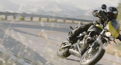 2010 Buell Ulysses XB12X Test Ride