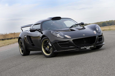 2010 Lotus Exige S Type 72 Sport Car