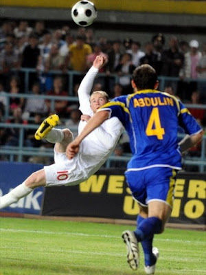 Wayne Rooney World Cup 2010 Best Action