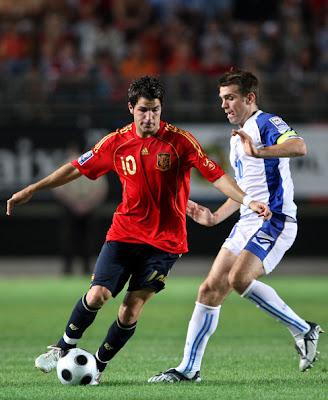 Cesc Fabregas World Cup 2010 Best Football Player