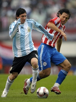 Lionel Messi World Cup 2010 Football Player