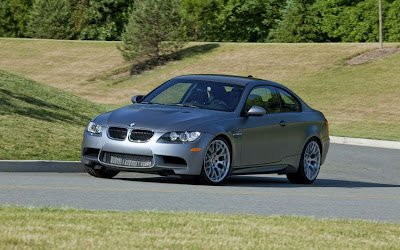 2011 BMW M3 Frozen Gray Coupe Test Drive