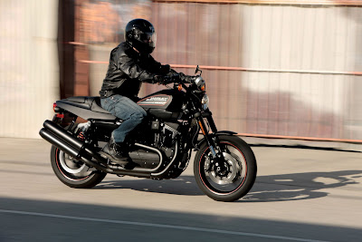 2011 Harley-Davidson XR1200X First Ride
