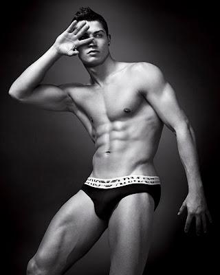 2010 Cristiano Ronaldo Big Poster