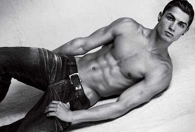 Cristiano Ronaldo Hot Wallpaper