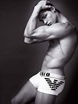 Cristiano Ronaldo Sexy Model