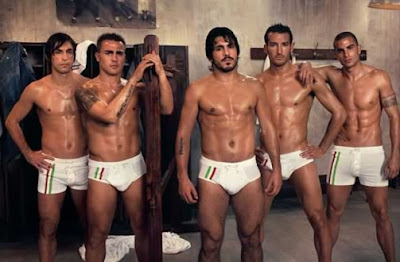 Sexy Italy National Team World Cup 2010 Picture