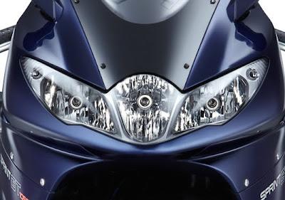2011 Triumph Sprint GT Headlight