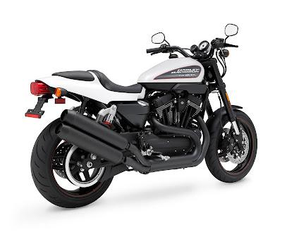2011 Harley-Davidson XR1200X Sport Touring Bike