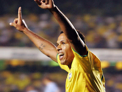 orld Cup 2010 Luis Fabiano Image