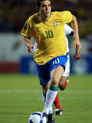 2010 World Cup Top Players : Football wallpaper kaka world cup gallery